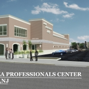 PLAZA PROFESSIONALS CENTER RENDERING